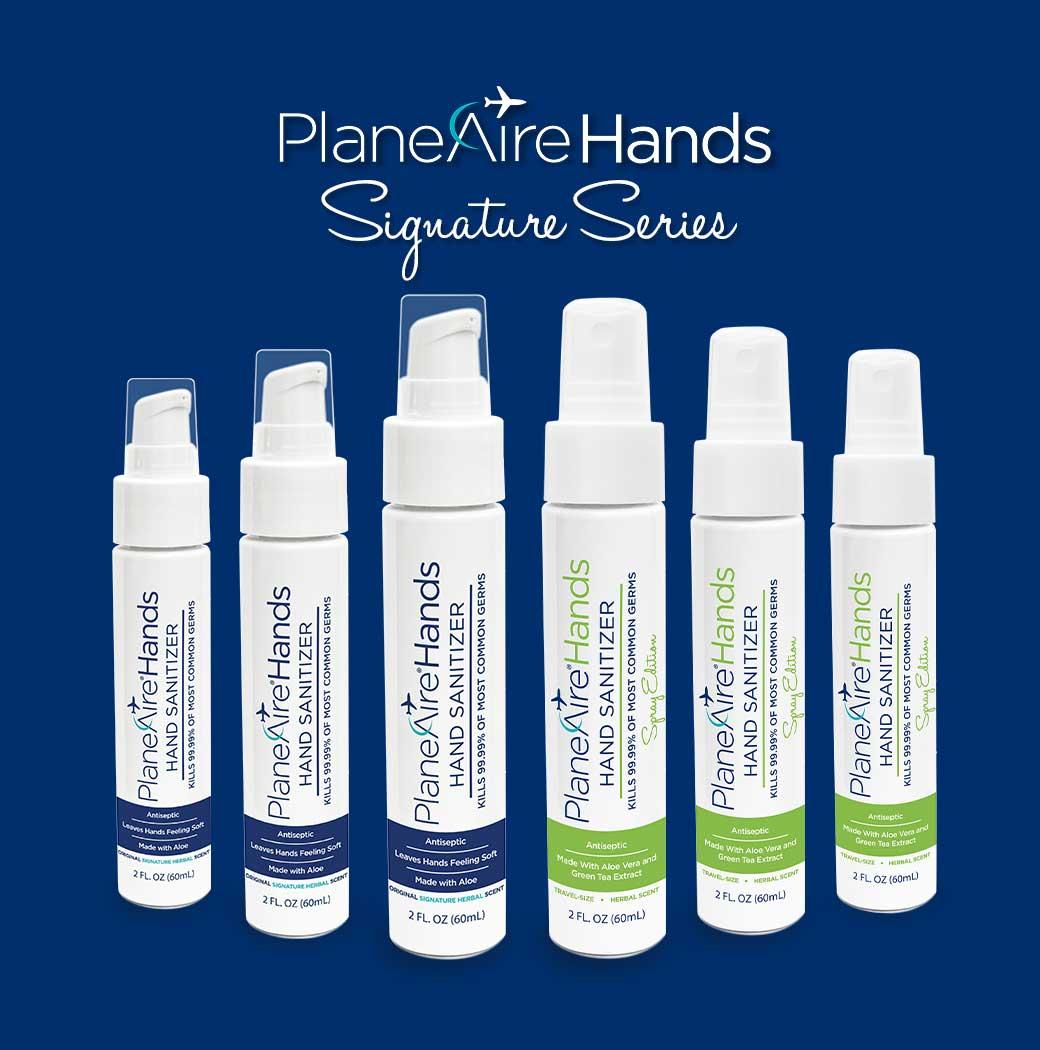 PlaneAire Hands Signature Series Bundle