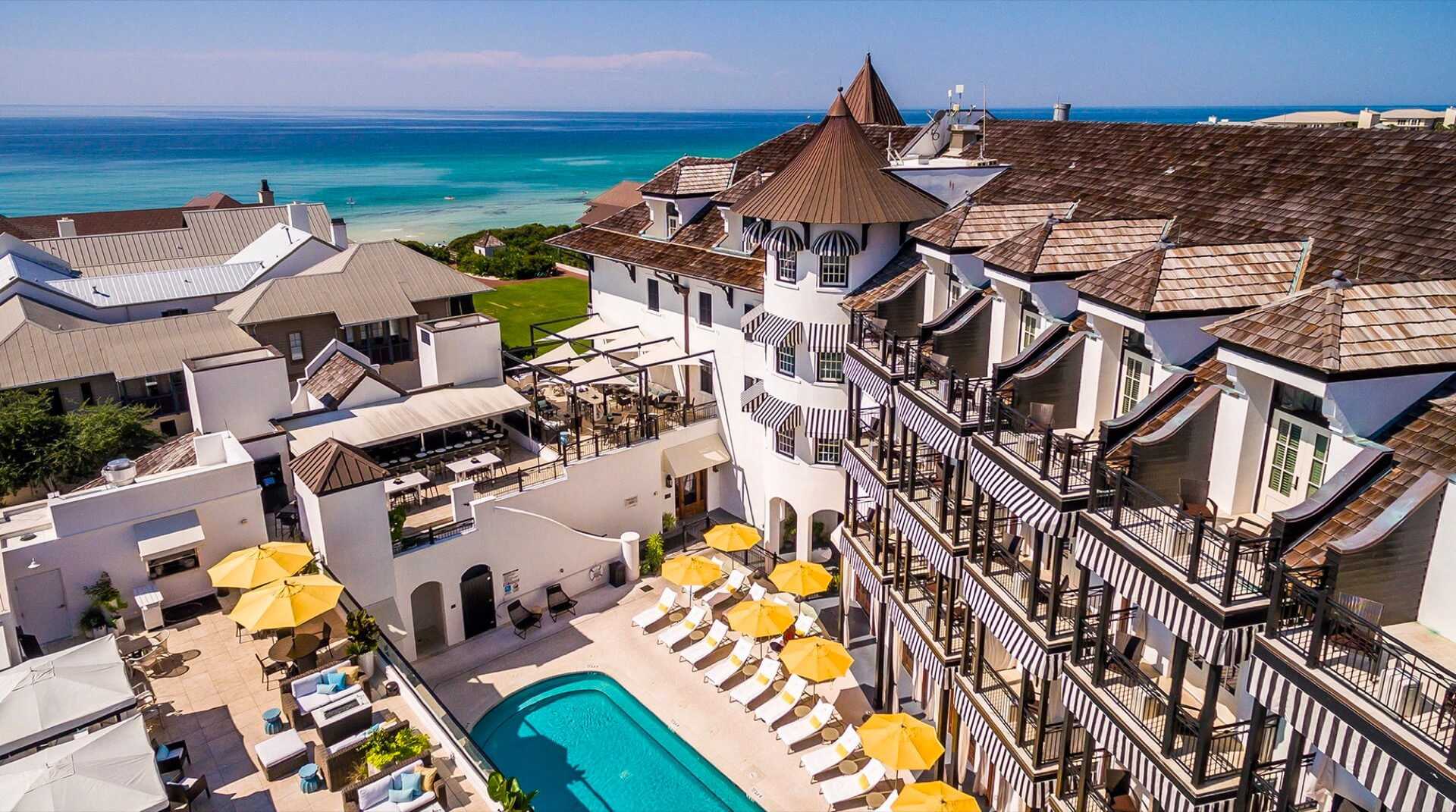 The Pearl Hotel - Rosemary Beach