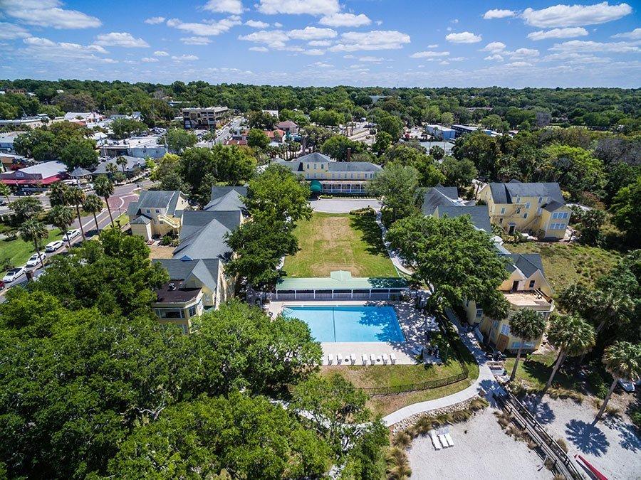 Lakeside Inn, Tangerine Florida