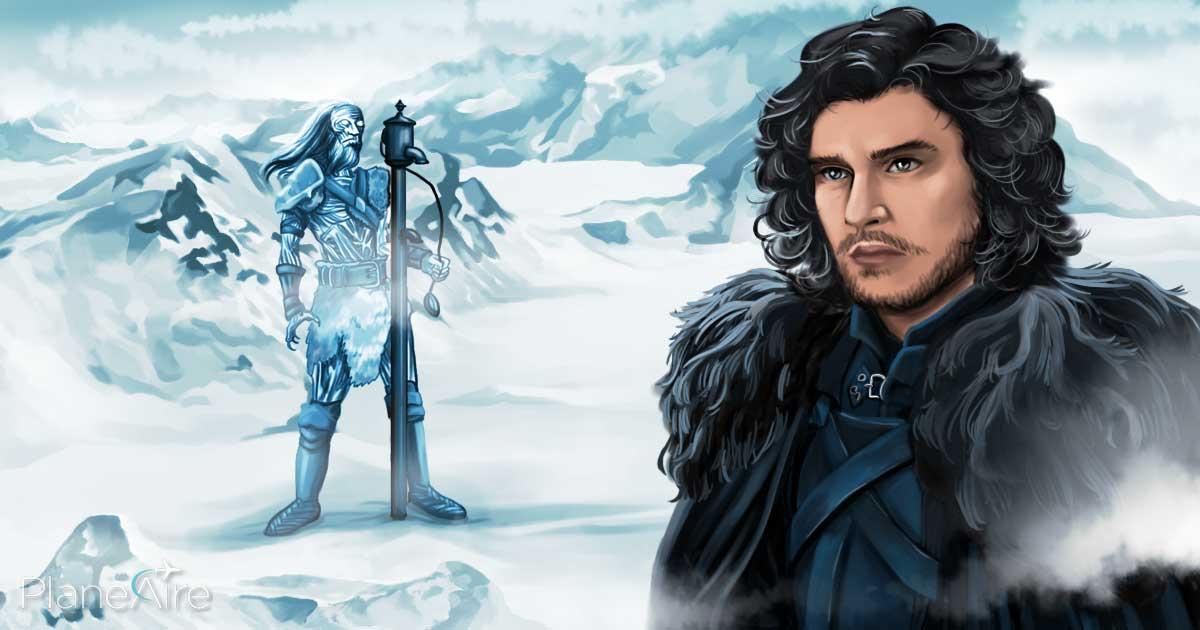 The Other Jon Snow, White Walker